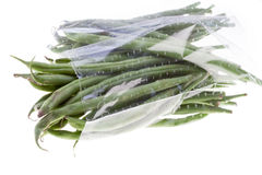 Grean Beans Royalty Free Stock Photography