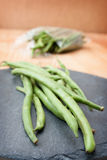 Grean Beans Royalty Free Stock Photos