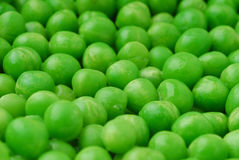 Grean pea Royalty Free Stock Photography
