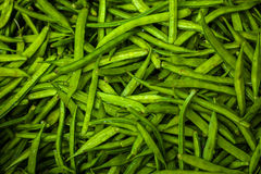 Grean peas background Stock Photography
