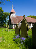 Great Altcar Church stock images