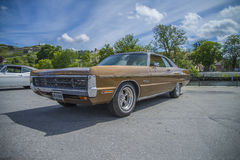 Great amcar, 1971 plymouth sport fury Stock Photos