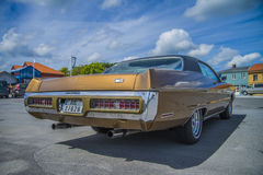 Great amcar, 1971 plymouth sport fury Stock Photography