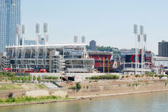 Great American Ballpark Stock Photo