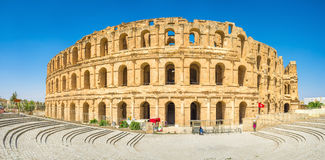 The great amphitheatre Royalty Free Stock Images