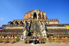 The great ancient pagoda Stock Images