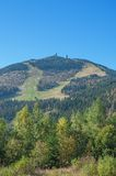 Great Arber Mountain,Bavarian Forest,Germany Stock Photo