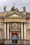 Great architecture in Catania, Sicily, Italy Royalty Free Stock Photos