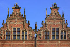 Great Armoury in Gdansk Stock Images