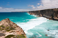 Great Australia Bight Royalty Free Stock Photo