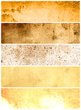 Great banners backgrounds Royalty Free Stock Photo