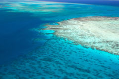 Great barrier reef royalty free stock photos