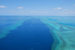 Great Barrier Reef, Australia Stock Images