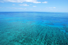 Great Barrier Reef - Australia stock photography