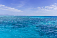 Great Barrier Reef Stock Image
