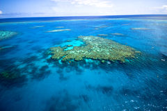 Free Great Barrier Reef From The Sky Royalty Free Stock Photo - 7407665