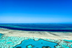 The Great Barrier Reef Stock Photo
