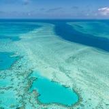 Great Barrier Reef, Queensland Stock Image