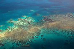Great Barrier Reef. The unesco world natural heritage Great Barrier Reef Stock Images