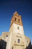 Great belfry at Jerez Stock Photo