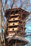 Great Birdhouse Close-up Stock Photos