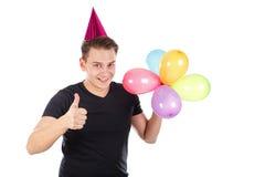 Great birthday party Stock Photo
