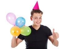 Great birthday party Stock Photos