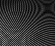 Great black carbon fiber background Royalty Free Stock Photos