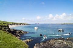 Great Blasket Island, Ireland Royalty Free Stock Images