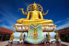 Great Bodhisattva samui Thailand. Buddha, landmark building in the north of Koh Samui Royalty Free Stock Image