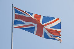 Great Britain. National ensign of Great Britain Royalty Free Stock Photo