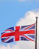 Great Britain Flag Royalty Free Stock Image