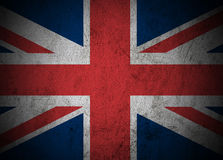 Great Britain Flag. Stock Image