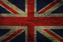 Great britain flag Royalty Free Stock Images