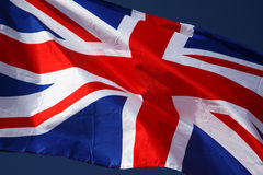 Great Britain Flag Stock Photo
