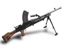 Great Britain machine gun Bren Stock Photography