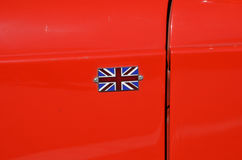 Great Britain's flag Stock Photos