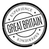 Great Britain stamp Royalty Free Stock Photography
