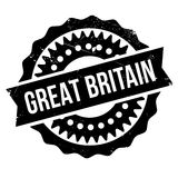 Great Britain stamp Royalty Free Stock Images
