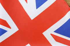 Great Britain UK Union Jack Flag Royalty Free Stock Photography