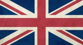 Great Britain, United Kingdom flag. The flag of England background royalty free illustration
