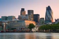 Great Britain, United Kingdom, UK, England, London, capital city, metropolis, megalopolis, cityscape, modern architecture, urban l Stock Photos