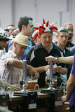 The Great British Beer Festival, 2013 Royalty Free Stock Images