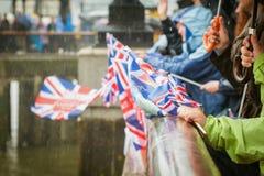 Great british weather Stock Photos
