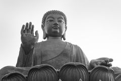 The great Buddha Royalty Free Stock Photo