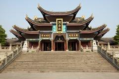 The Great Buddha Chan Monastery Royalty Free Stock Photos