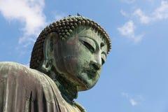 Great buddha (Daibutsu) Royalty Free Stock Photo
