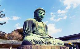 Great buddha (Daibutsu) Royalty Free Stock Photos