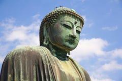 Great buddha (Daibutsu) Royalty Free Stock Images