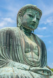 The Great Buddha Daibutsu in Tokyo, Japan Stock Images